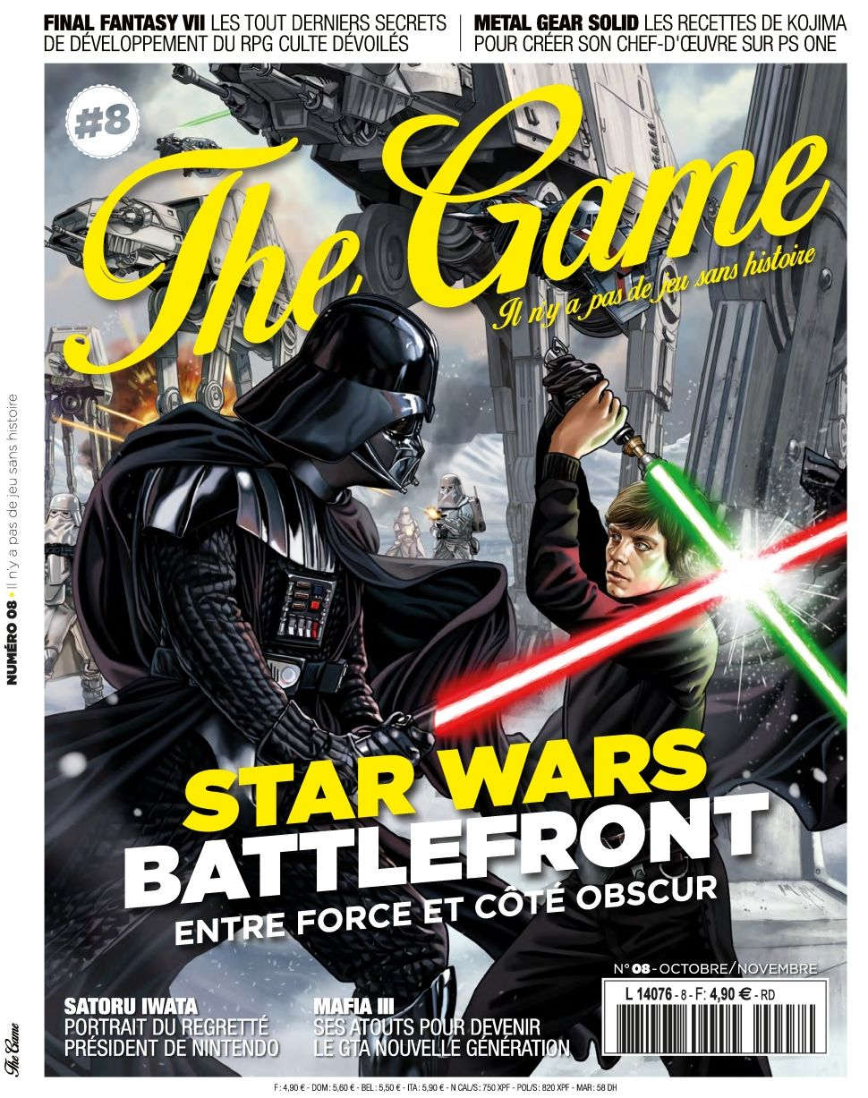 The Game 8 - Octobre-Novembre 2015