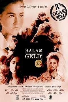 Halam Geldi - 2014 (Yerli Film) MKV indir