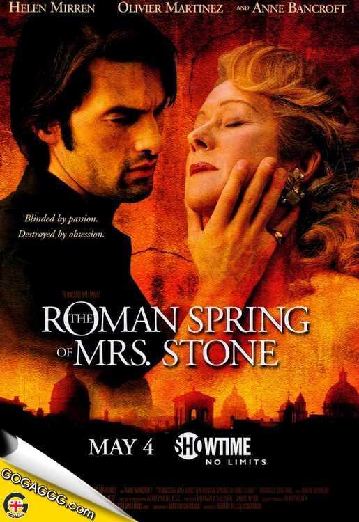 The Roman Spring of Mrs. Stone | მისის სთოუნის რომაული გაზაფხული(ქართულად)