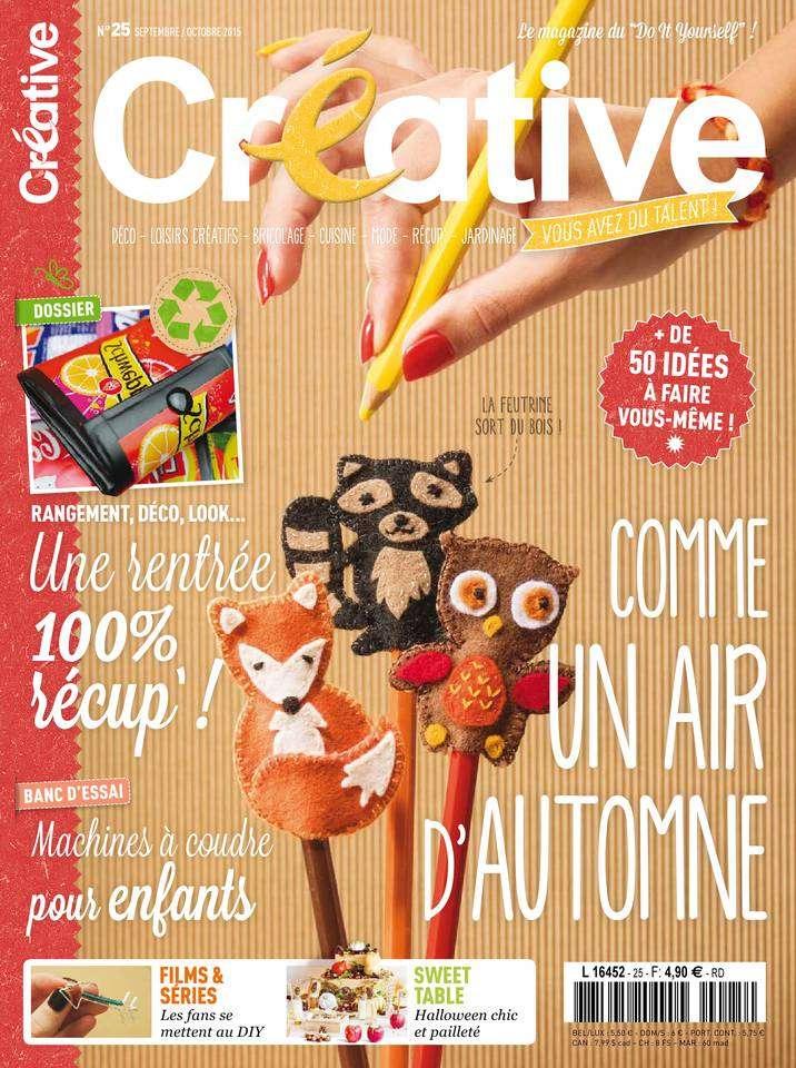 Créative - Septembre-Octobre 2015