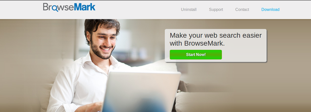 Usuń BrowseMark reklamy