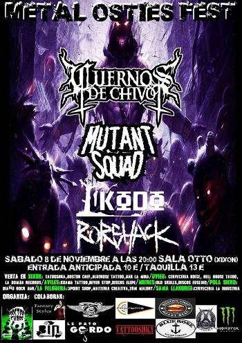 Metal Osties Fest