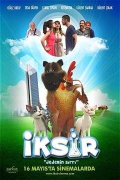 İksir - 2014 (Yerli Film) MKV indir
