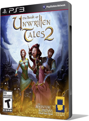 [PS3] The Book of Unwritten Tales 2 (PSN)(2015) - SUB ITA