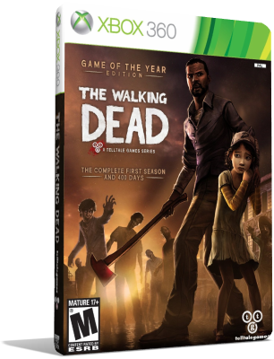 [XBOX360] The Walking Dead Game of the Year Edition (2013) - SUB ITA