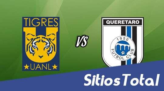 Tigres vs Querétaro en Vivo - Copa MX