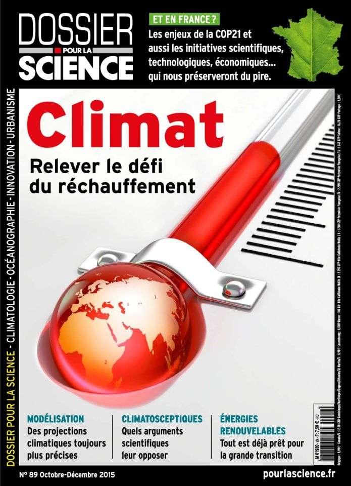 Dossier pour la Science 89 - Octobre-Décembre 2015