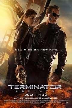 Terminator Yaradılış - 2015 480p DuaL BDRip Tek Link indir