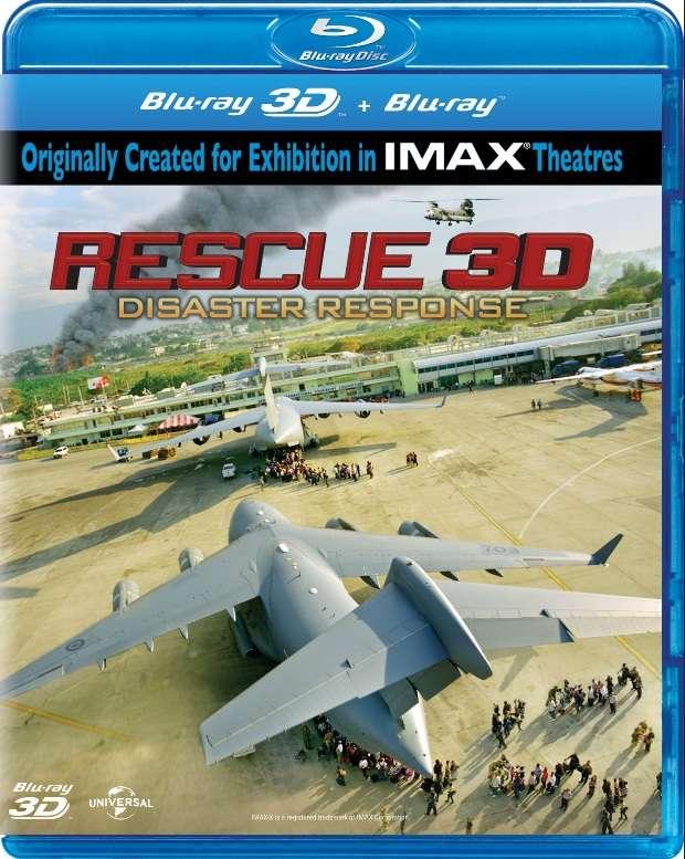 IMAX Rescue - Missioni di salvataggio (2012) mkv 3D Half-SBS 1080p DTS ITA ENG + AC3 Sub - DDN