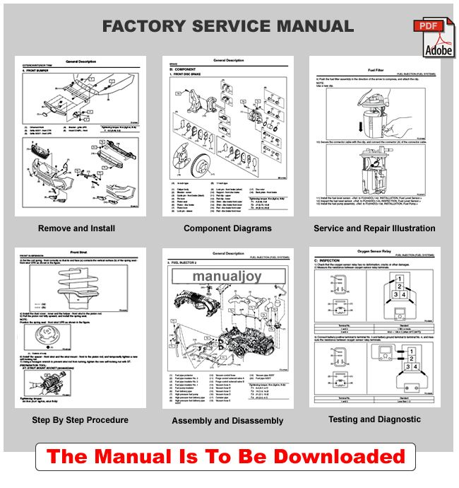 Find CHRYSLER 2004 - 2008 CROSSFIRE FACTORY SERVICE REPAIR ...