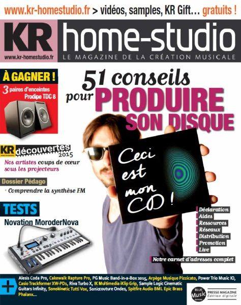 Keyboards Recording – Octobre 2015