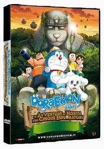 Doraemon il film - Le avventure di Nobita e dei cinque esploratori (2014) DvD 5