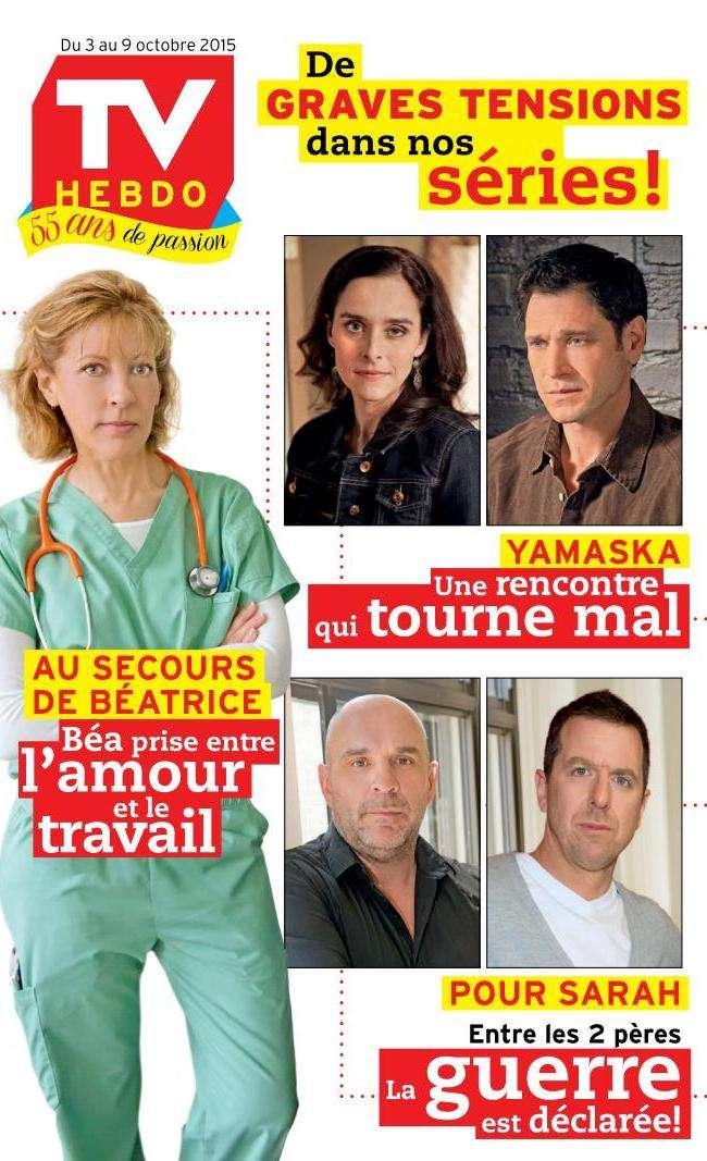 TV Hebdo – 3 Octobre au 9 Octobre 2015