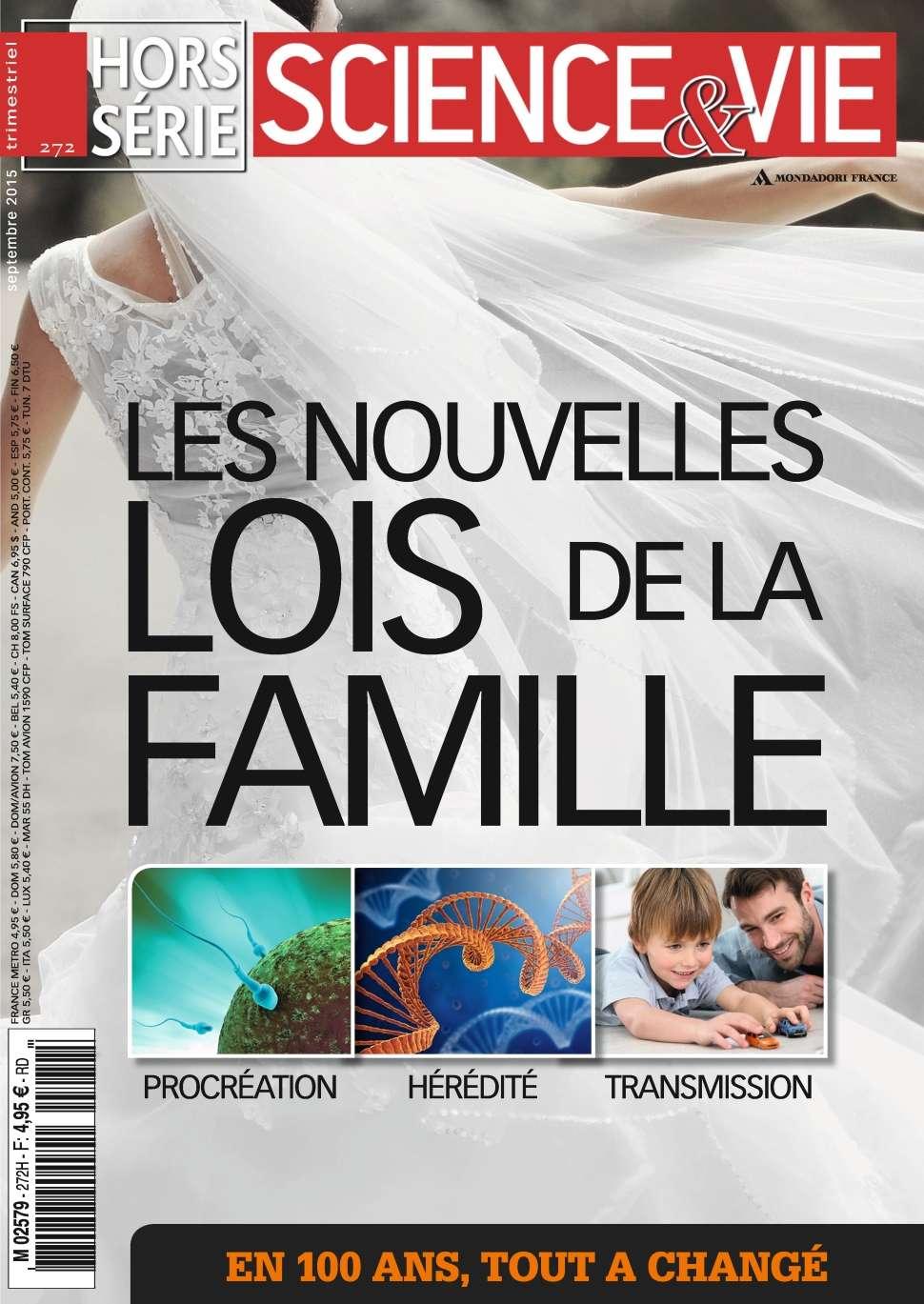 Science & Vie Hors-Série 272 - Septembre 2015