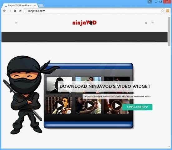 Remove NinjaVOD