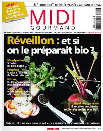 Midi Gourmand 13