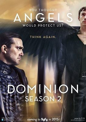 Dominion – S02E08 – The Longest Mile Home