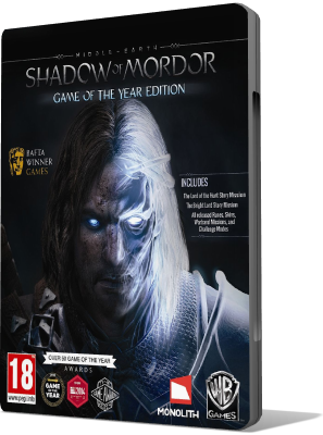 [PC] Middle-earth: Shadow of Mordor Game of the Year Edition (2015) - FULL ITA