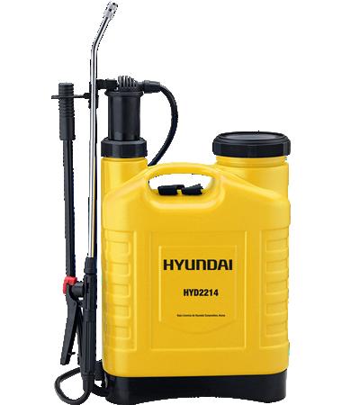 Aspersora Bomba Fumigadora Manual Hyundai 22 Lt Hyd2214