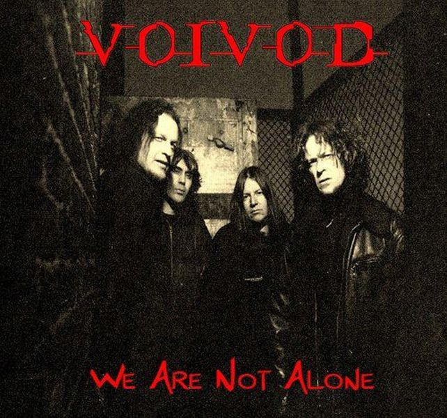 Voivod - We Are Not Alone (2CD) (2014)