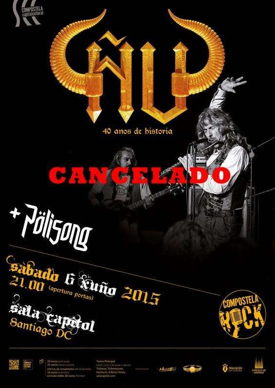Ñu en Santiago - CANCELADO