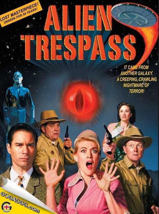 Alien Trespass | უცხოპლანეტელთა შემოჭრა (ქართულად)