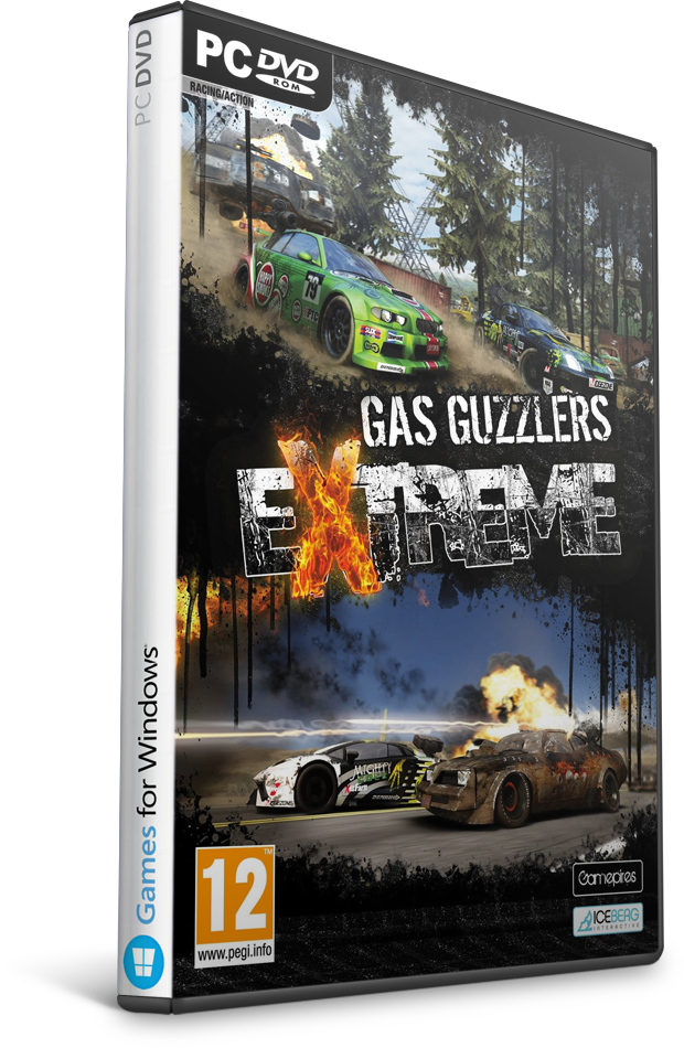 Gas Guzzlers Extreme Gold Pack MULTi11-PROPHET