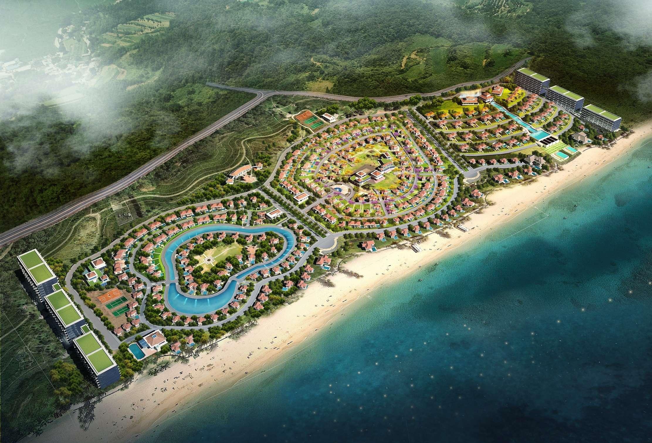 Quy hoạch chi tiết 1/500 khu Resort Lăng Cô