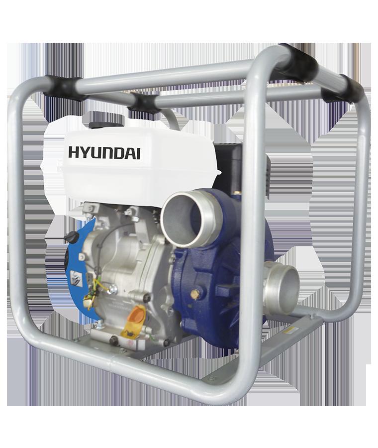 Motobomba Centrifuga 65m Hyundai De 2 Pulgad 9.3 Hp Hywf2093
