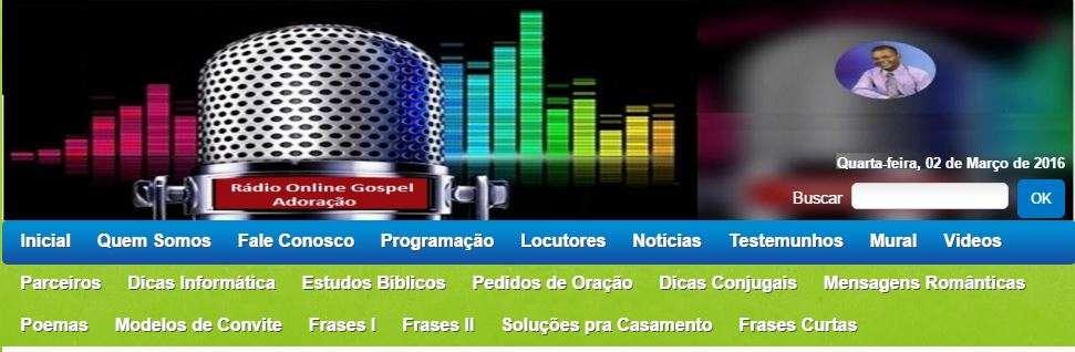Rádio Online Gospel Adoração