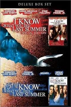 Geçen Yaz Ne Yaptığını Biliyorum 1-2 Türkçe Dublaj DVDRip indir