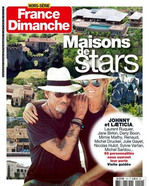 France Dimanche Hors-Série s11 - Août 2016