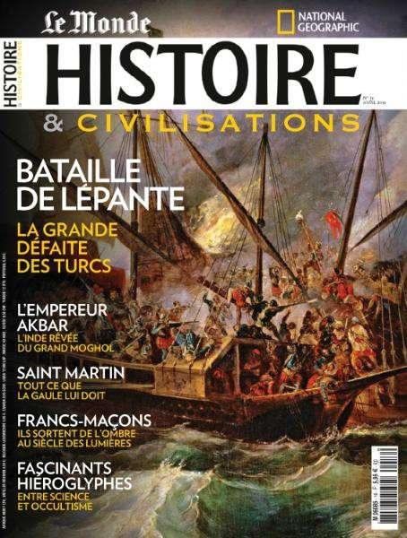 Histoire & Civilisations 16 – Avril 2016