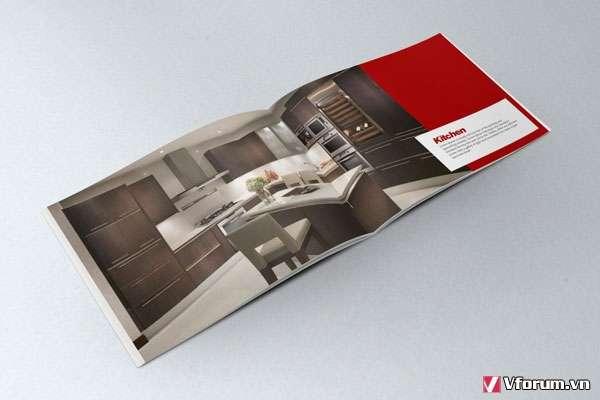 Sự cần thiết của in catalogue nội thất chuyên nghiệp
