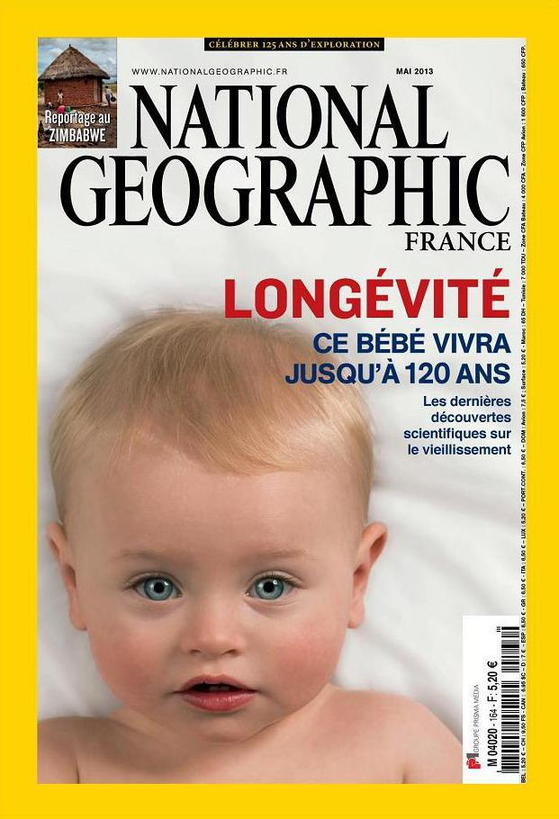 National Geographic 164