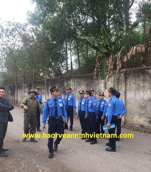 Công ty bảo vệ chuyên nghiệp tại Thái Nguyên tốt nhất