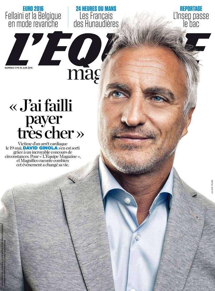 L'Equipe Magazine 1770 - 18 juin 2016