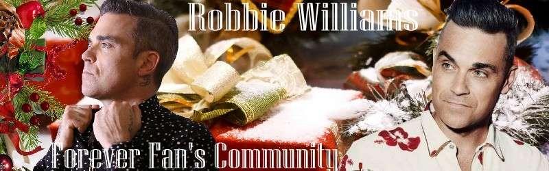 ROBBIE WILLIAMS FAN COMMUNITY