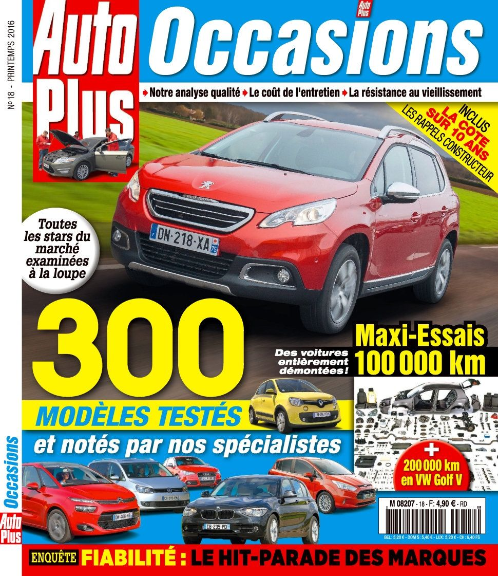 Auto Plus Occasions 18 - Printemps 2016