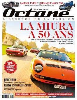 Octane France 26 - Mai - Juin 2016
