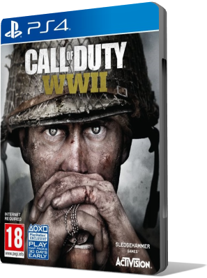 [PS4] Call of Duty: WWII (2018) - FULL ITA
