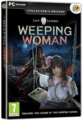 Lost Legends The Weeping Woman Collector's Edition DOWNLOAD PC ENG (2015)