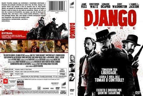 Django Livre Torrent - BluRay Rip 720p Dual Aúdio (2012)