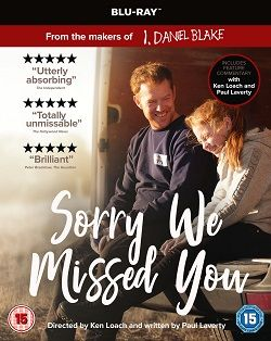 Sorry, We Missed You (2019).avi MD MP3 BDRip - iTA