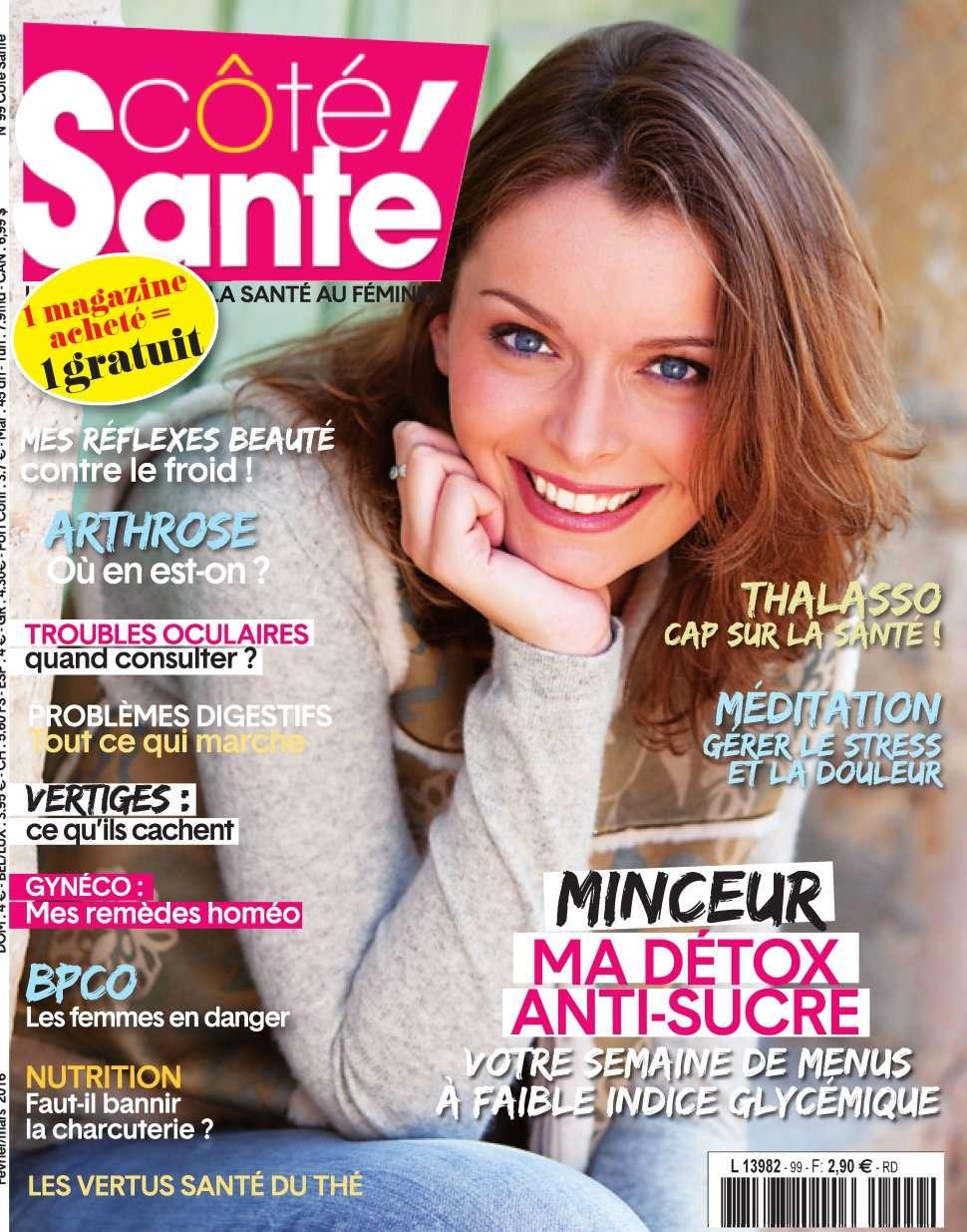 Côté Santé 99 - Fevrie/Mars 2016