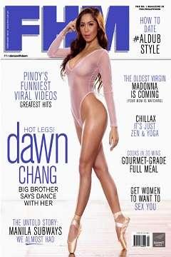 FHM Philippines Dergisi - Şubat 2016 indir