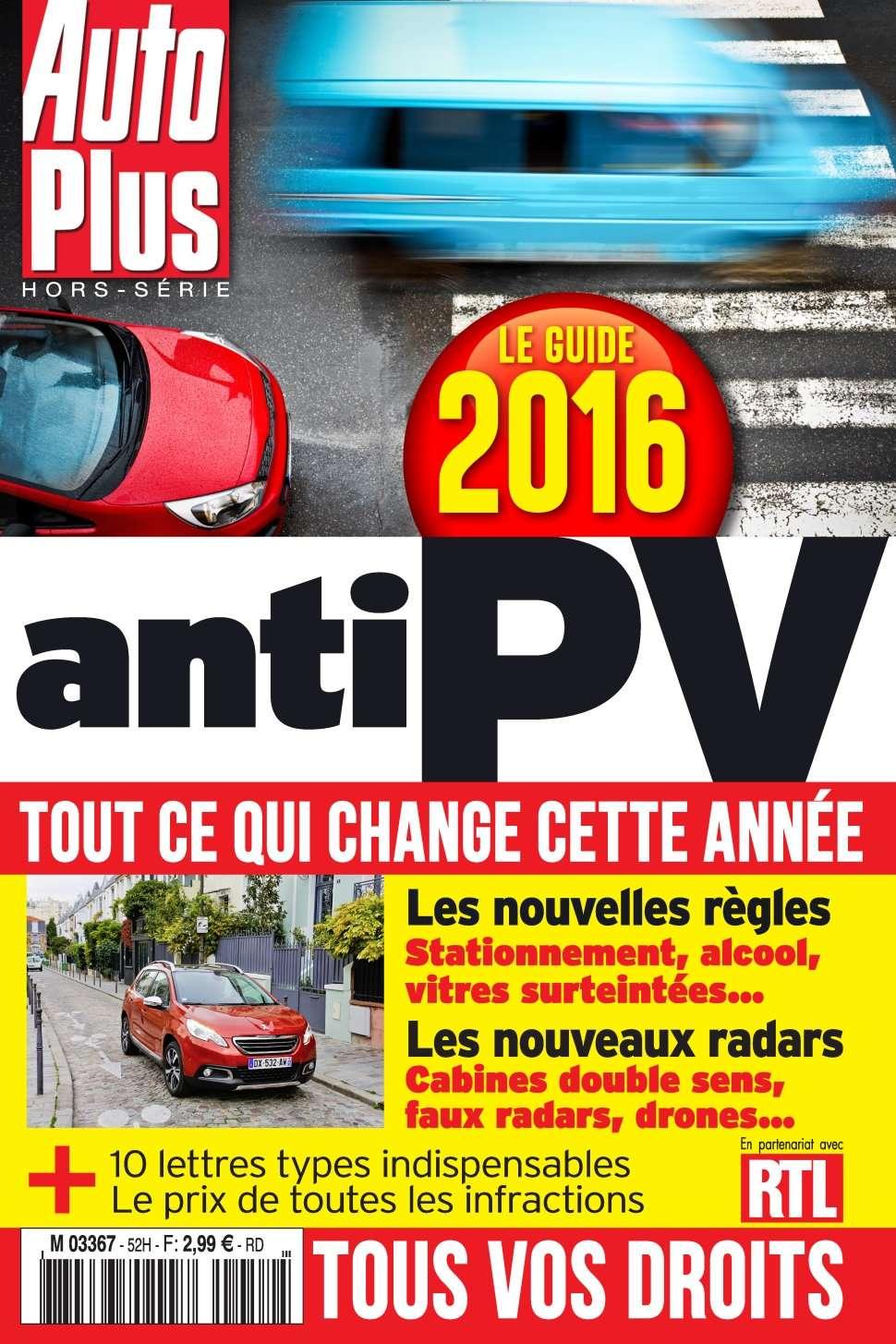Auto Plus Hors-Série Guide 3 - Le Guide 2016