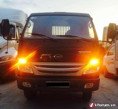 Công ty bán xe ben TMT 3T49 máy Hyundai – HD7335D. Xe ben Hyundai TMT 3t5