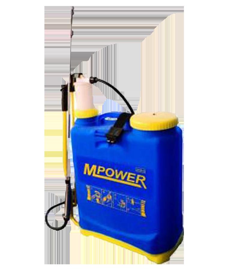 Fumigadora Aspersora Manual 20 Lt Mpower