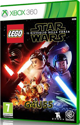 [XBOX360] LEGO STAR WARS: The Force Awakens (2016) - FULL ITA